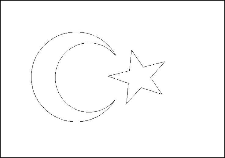 turk-bayragi-boyama-sayfasi