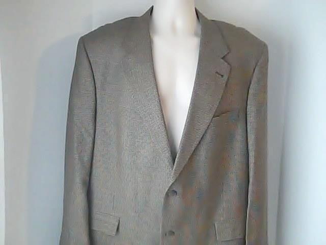 Palm Beach Mens 50 R Sports Coat Jacket  Wool Silk #PalmBeach #TwoButton