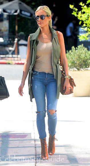 Kristin Cavallari never fails to dress to impress!