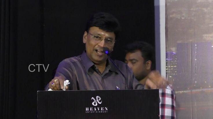 Actor K.Bhagyaraj Speech at Kelambitangaya Kelambitangaya Press Meet