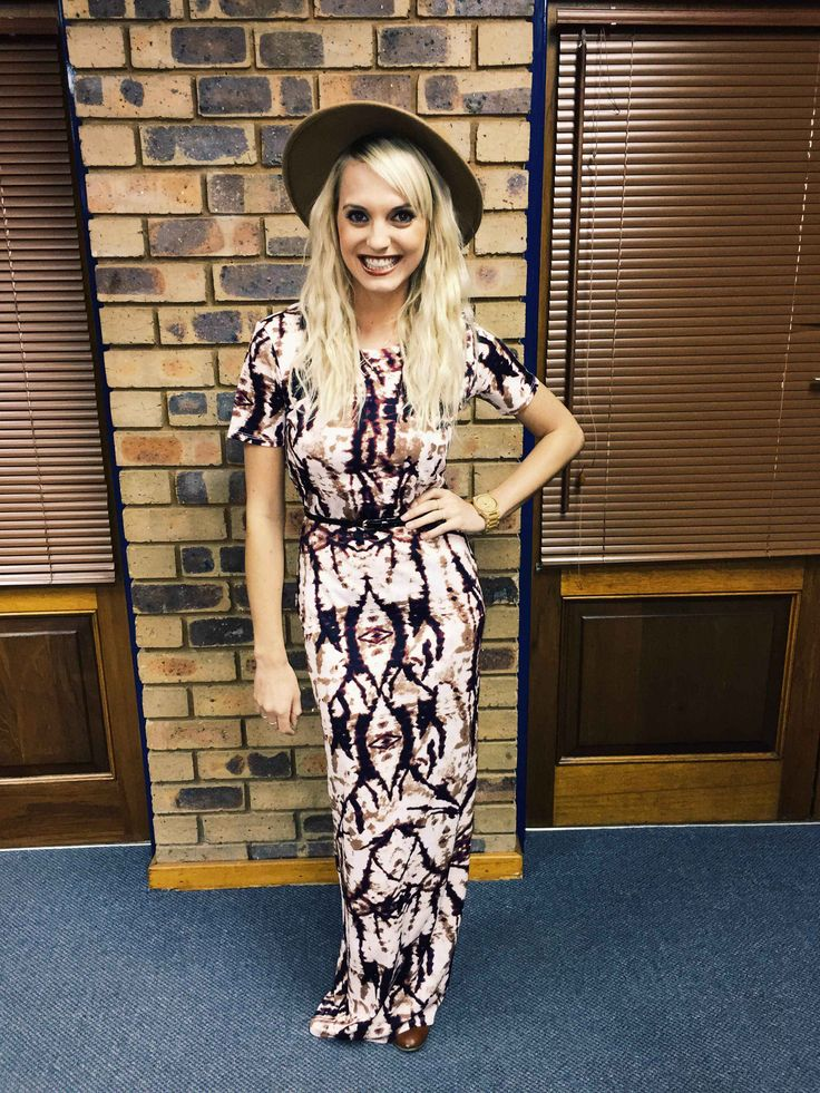 Today I'm wearing... | Glamour South Africa