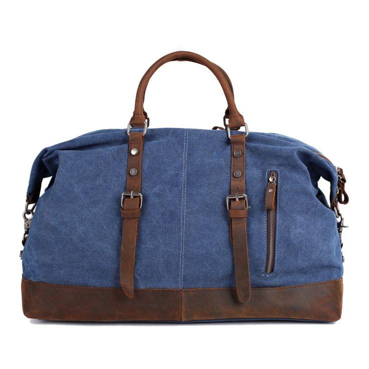 Cerato Canvas Duffle Bag / settimana borsa / Duffel Bag uomo / uomini Duffle Bag / Weekender Bag / borsa da viaggio di pelle / Mens Duffel Bag / borsa da palestra di TheLeatherGoods su Etsy https://www.etsy.com/it/listing/475661051/cerato-canvas-duffle-bag-settimana-borsa
