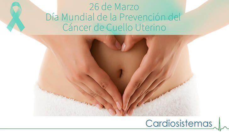 26 de marzo  Día Mundial de la Prevención del Cáncer de Cuello Uterino  http://ift.tt/2ojngcI  #cancercuellouterino #cancercervical #cancer #cuellouterino #cervix #pap #Papanicolau #colposcopia #colposcopios #ginecologia #cardiosistemas