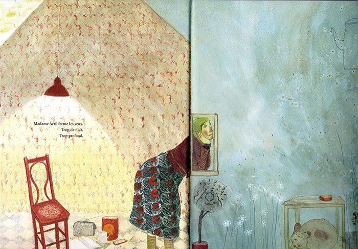 Les moindres petites choses -Anne Herbauts