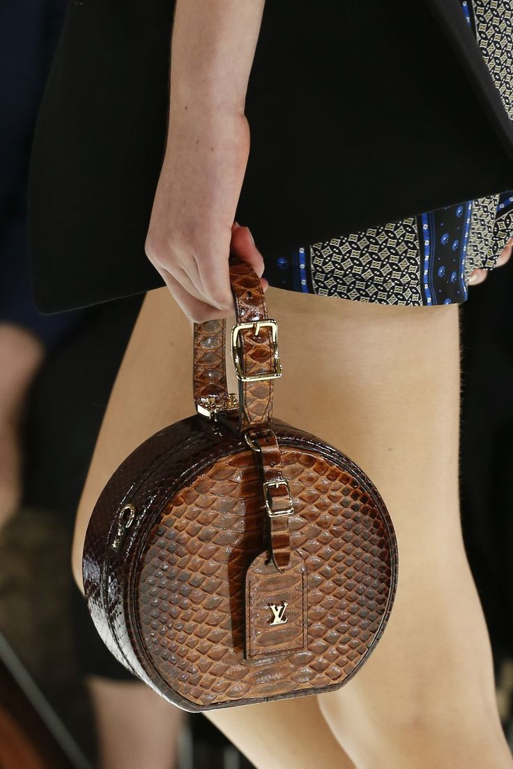 Louis Vuitton Spring 2018 Ready-to-wear Fashion Details