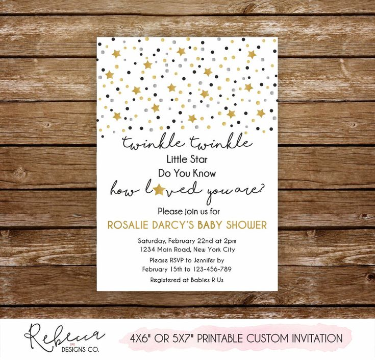 94 best Baby showers invitations images on Pinterest | Baby showers ...