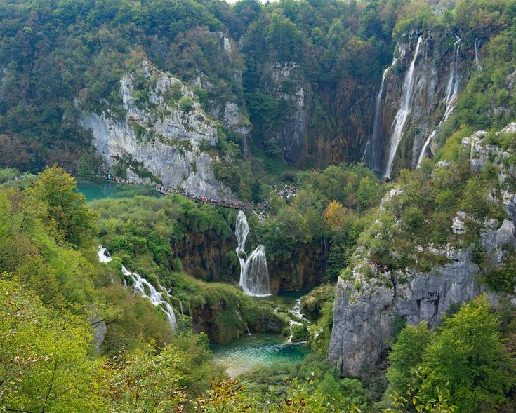 Plitvice from Above