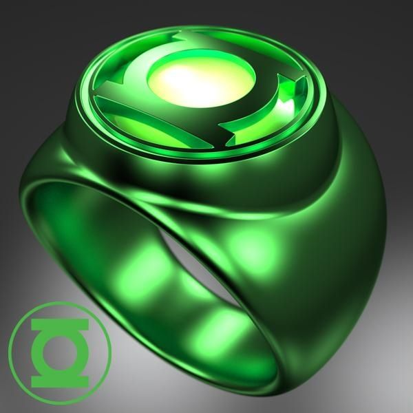Green Lantern Power Ring