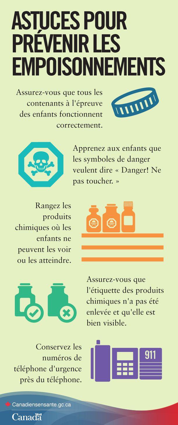 Protégez vos enfants en gardant les produits chimiques ménagers comme les nettoyants liquides ou en poudre, les produits pour déboucher les tuyaux et la peinture hors de leur portée. http://www.canadiensensante.gc.ca/environment-environnement/home-maison/chemicals-chimiques-fra.php?utm_source=pinterest_hcdns&utm_medium=social&utm_content=Mar23_Poison_FR&utm_campaign=social_media_14