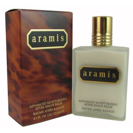 Aramis For Men Advanced Moisturizing After Shave Balm 4.1 oz, Multicolor