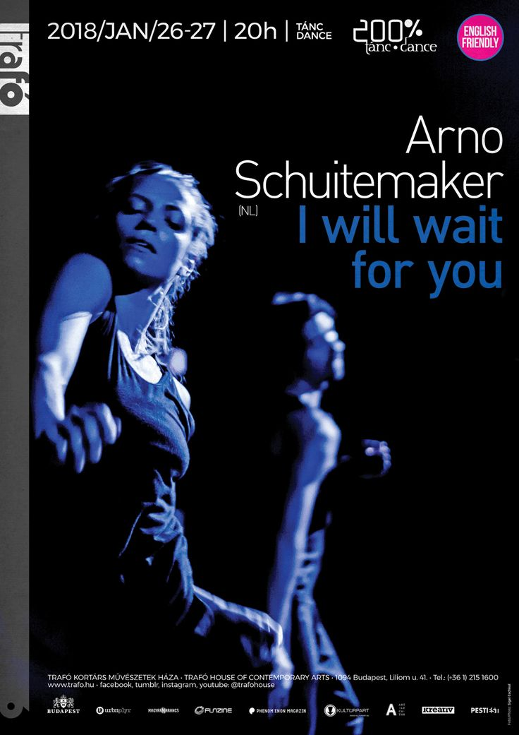 Arno Schuitemaker (NL): I will wait for you