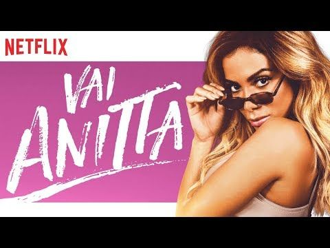 Anitta 30 Cutdown Post Youtube Netflix Funk Music She Song