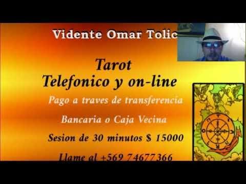 Tarot telefonico y online