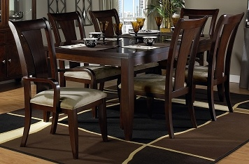 Metropolitan Dining Room 7 Pc Set