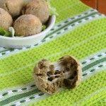 #Polpette agli #spinaci con cuore di #scamorza #ricetta #foodporn #gialloblogs