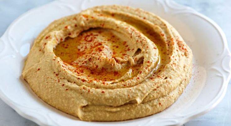Homemade Hummus Recipe - Free Restaurant Recipes