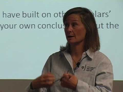 Get Lit: The Literature Review - excellent presentation about lit reviews. Dr. Candace Schaefer explains them well and provides solid examples.