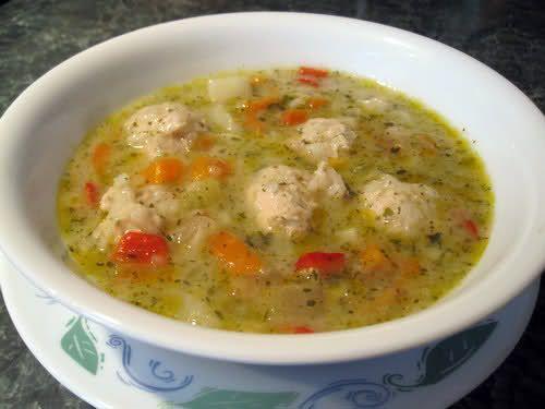 Bulgarian Soup Topcheta
