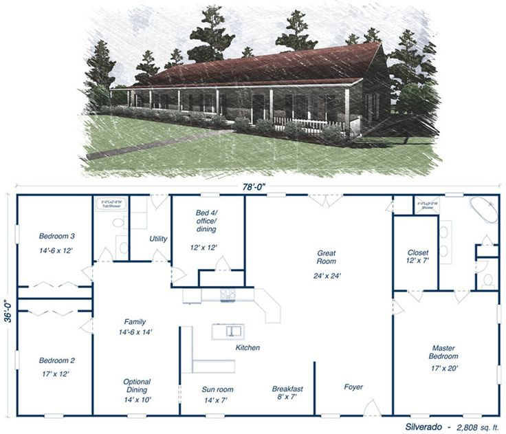 like this one too - http://www.budgethomekits.com/wp-content/uploads/2012/06/plans/metal-house-kit-steel-home-silverado.jpg