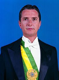 Fernando Collor de Mello – Wikipédia, a enciclopédia livre 32o Presidente: 1990-1992