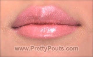 LANCOME Color Design Lip Color – Pale Lip   Beauty Swatch