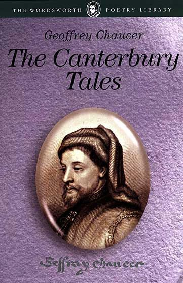 """Geoffrey Chaucer: """"The Canterburry Tales"""""""