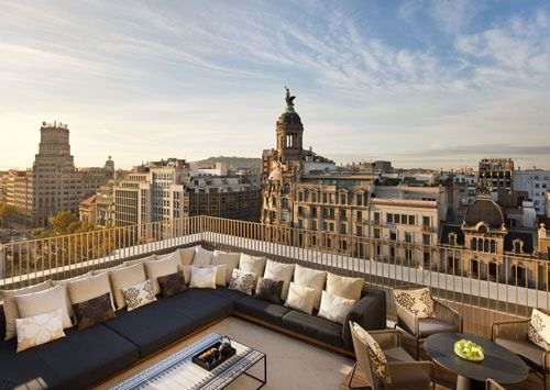 Destination Design: Mandarin Oriental Hotel in Barcelona