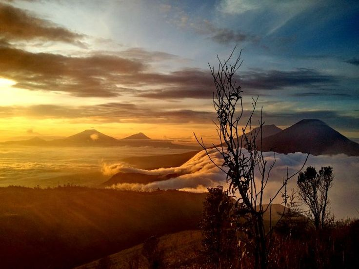 Traveling to Dieng with 400s rupiah..  #travel #mountain #dieng #indonesia #nature