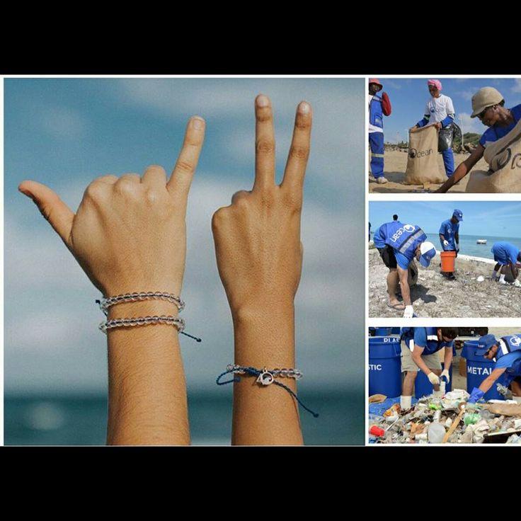 Best Ocean Bracelet Images On Pinterest Chunky Highlights - 4ocean