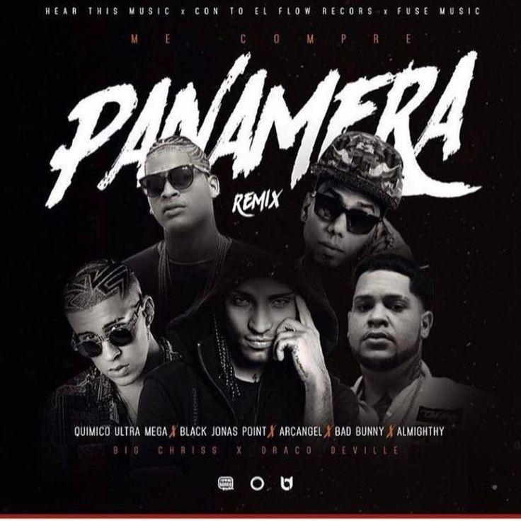 Panamera Remix - Quimico ultramega x Black Jonas Point x Badbunny x Almighty x Arcangel