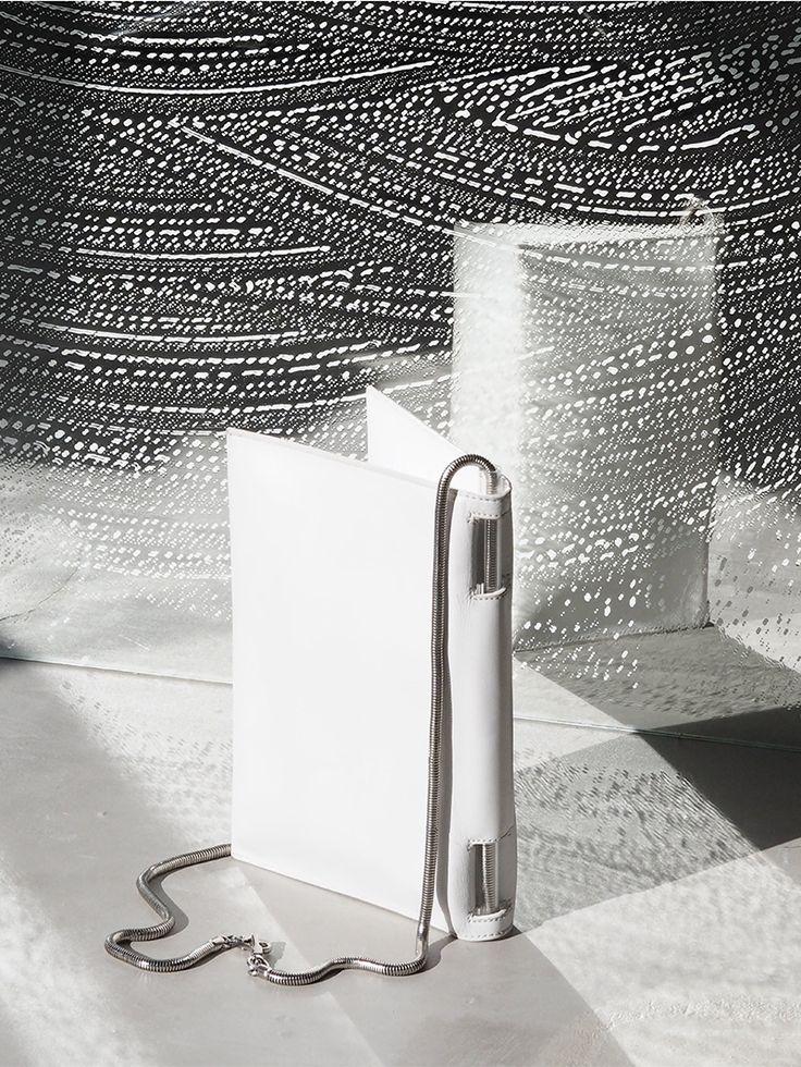 Soapy visual Story / Aetelier Flat Fold Bag / by Ivania Carpio via Love Aesthetics