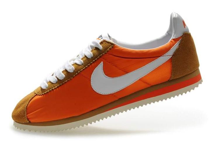 Nike orange Sneakers