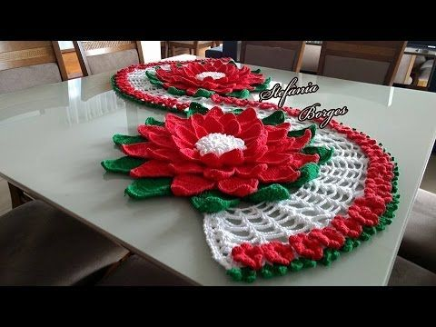 Centro de mesa Flor Margarida - YouTube