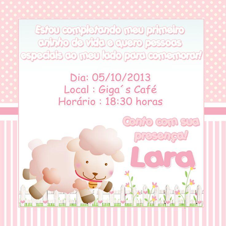 convite...