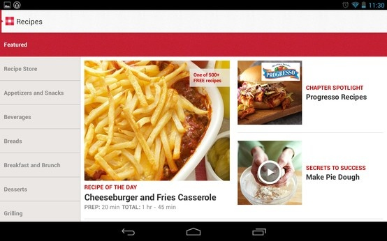 7 mejores imgenes de android tablet apps en pinterest android must have recipes from better homes and gardens over 500 recipes and best of recetas deliciosasjardinescasasaplicaciones appswebsiteandroid forumfinder Images