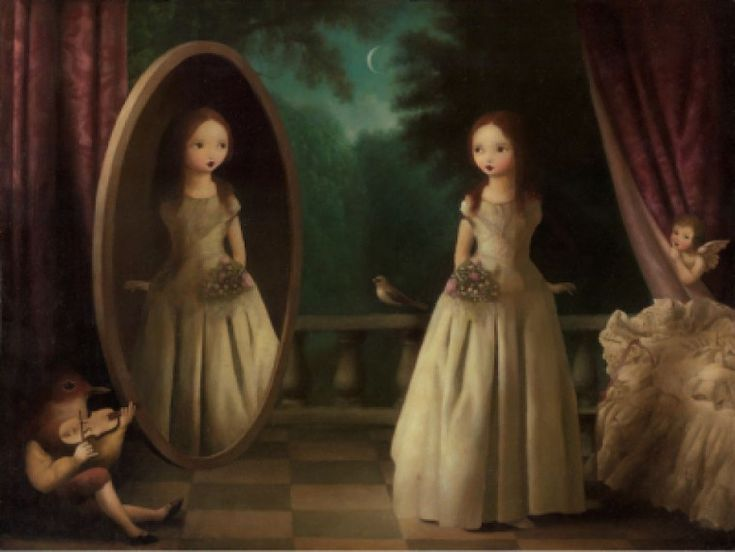 kiraablue:  A Dressmaker's Pygmalion by Stephen Mackey