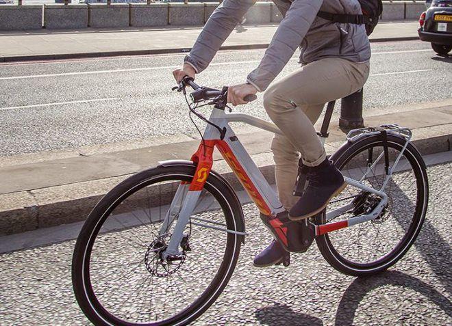 """""""電動アシストに見えない""""電動アシスト自転車「E-SILENCE EVO」"""