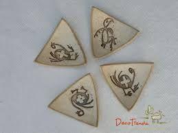 Resultado de imagen para pasta piedra macetas