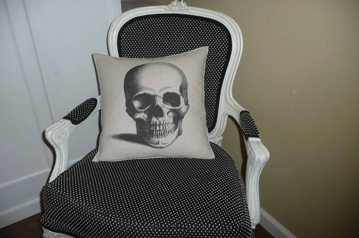 Skull Pillow Cover Products I Love Skull Pillow
