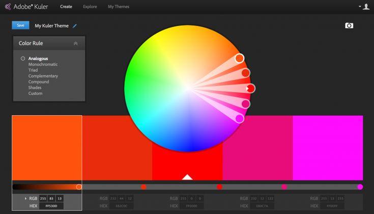 Um bom jeito de criar sua Paleta de Cores-Des1gn ON - Blog de Design e Inspiração.