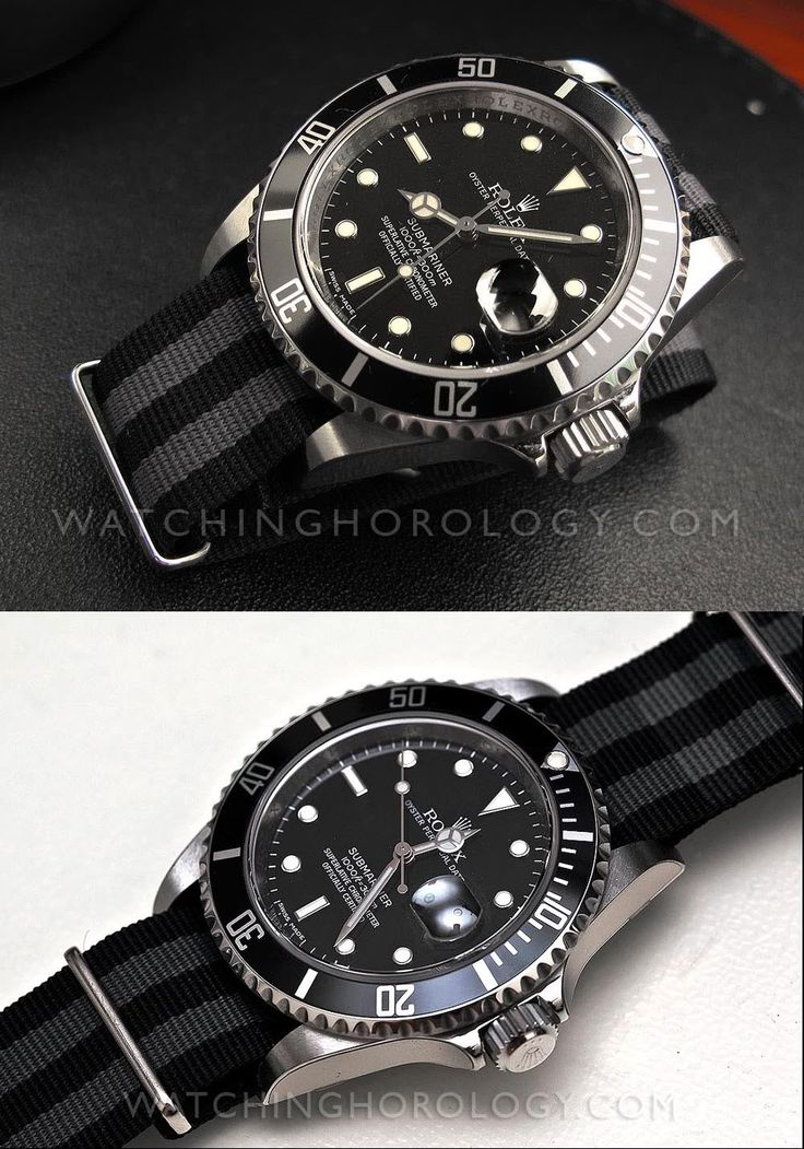 Photographing the Rolex Submariner - WatchingHorology