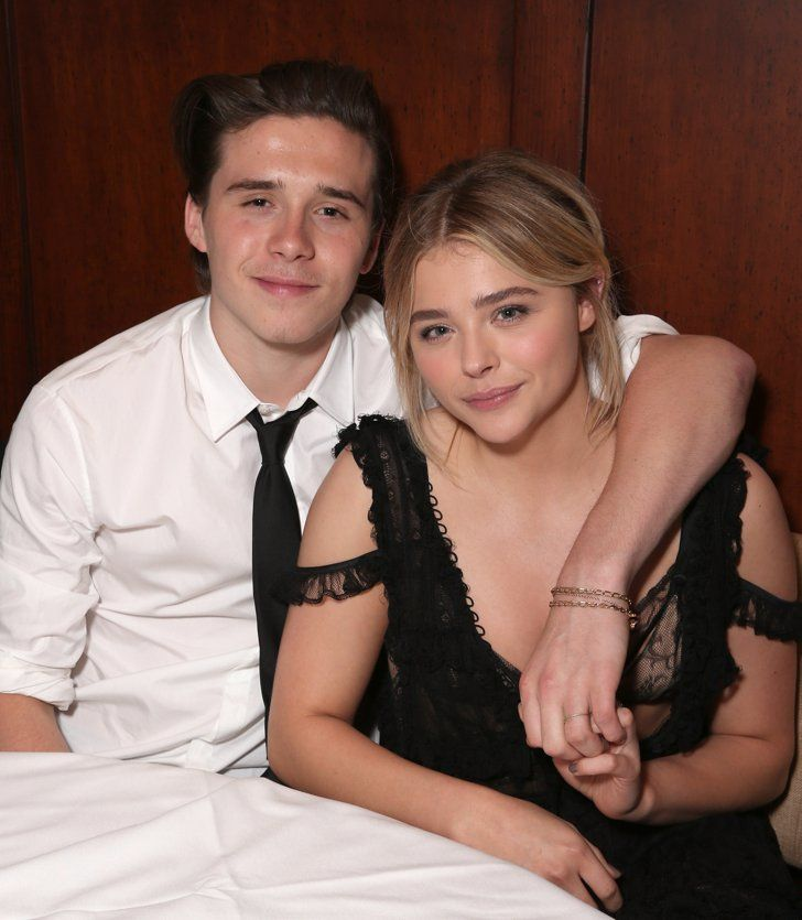 Pin for Later: Chloë Grace Moretz and Brooklyn Beckham Already Have a Whole Scrapbook of Lovely Snaps