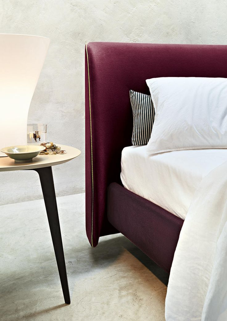 EDEL - Designer Double beds from LEMA ✓ all information ✓ high-resolution images ✓ CADs ✓ catalogues ✓ contact information ✓ find your nearest..