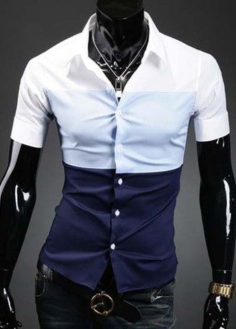 Short Sleeve Single Breasted Shirts – teeteecee - fashion in style