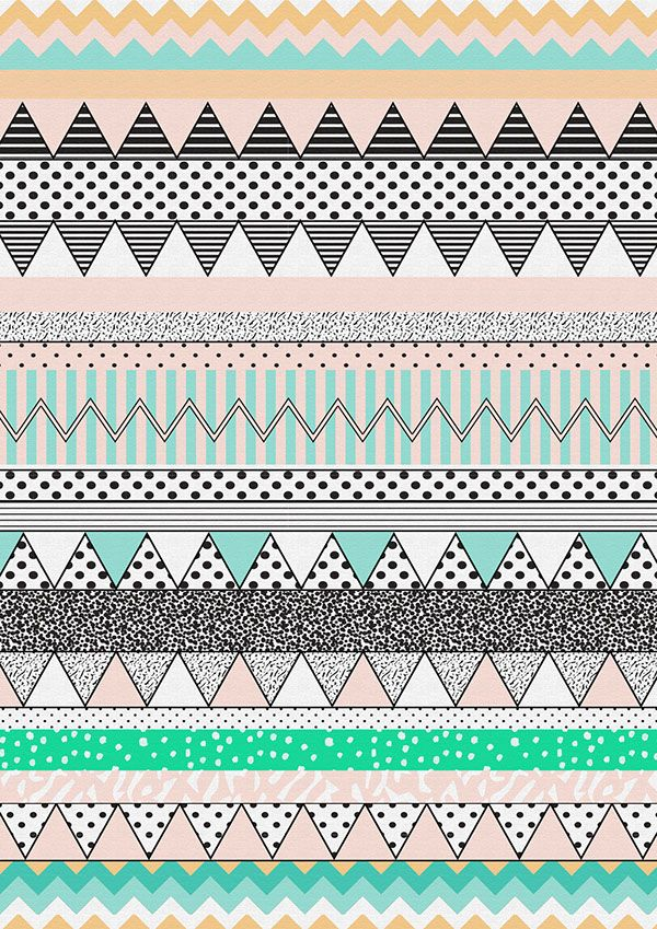 22 best Tribal & Aztec Digital Patterns images on ...