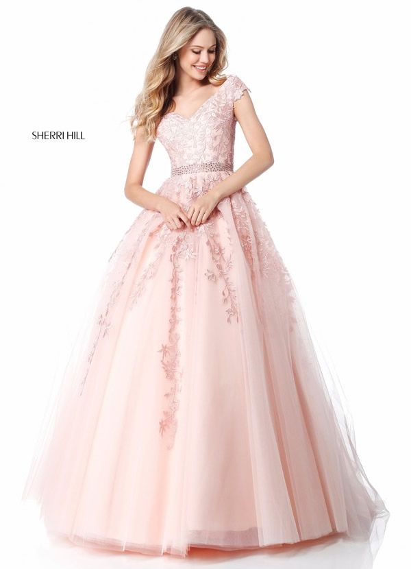352950c15 Vestidos modernos para quinceañeras 2017 Sherri Hill