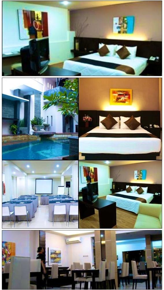 D'Season Hotel Surabaya, East Java, Indonesia, ⭐⭐ Hotel.