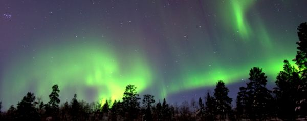 Experience a Winter Wonderland like no other on our #Norway tour!  #NorthernLights @VisitNorway