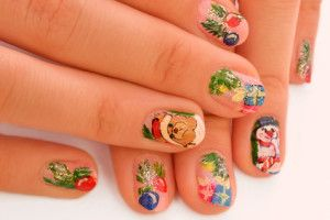 Christmas Nail Art - Let's Bring Out Your Creative Side