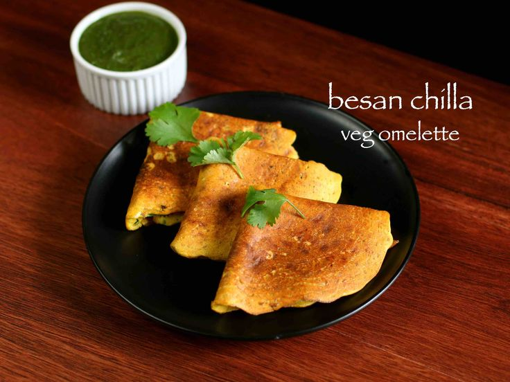 besan chilla recipe, besan ka cheela, veg omelette with step by step photo/video. chickpea flour based pan cake or cheela also known as vegetarian omelette.